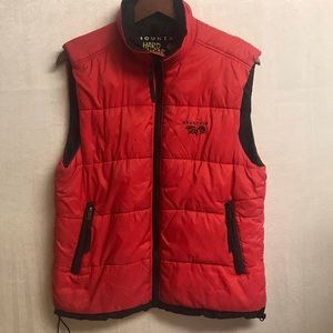 Men's Mountain Hardwear Puffy Vest Size Small